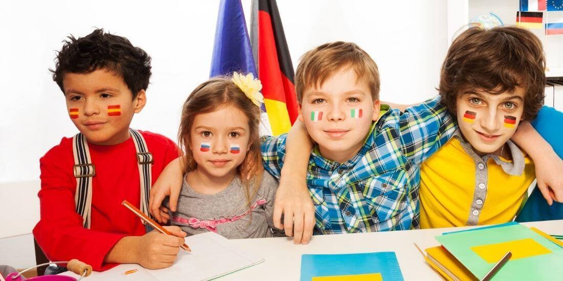 Elegir clase de idiomas para tu hijo